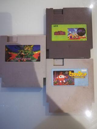 juegos retro Nintendo