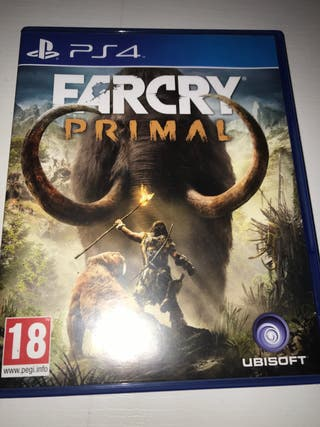 Farcry primal Play 4