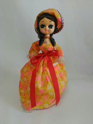 muñeca posedoll