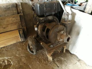 motor de regar