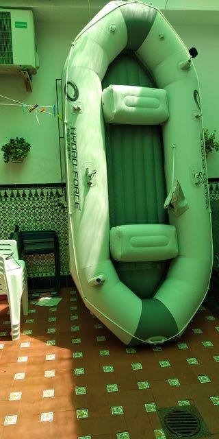 barca neumatica hydro-force