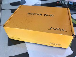 Router wifi N jazztel ADSL