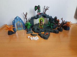 Playmobil templo del sol