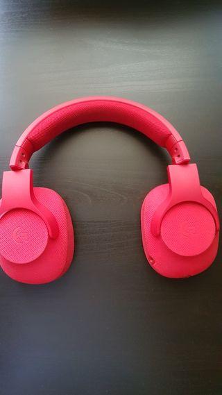 auriculares logitech g433