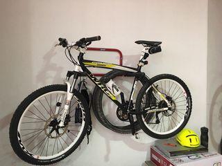 Bicicleta montaña conor wrc pro / garmin fenix 5x