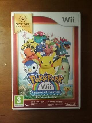 PokePark para Wii
