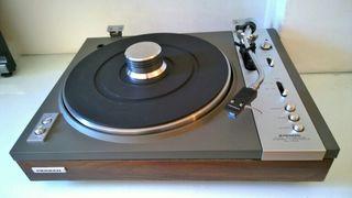 Pioneer PL-117D Plato Tocadiscos Vintage