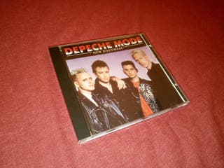 Cd Depeche Mode The Ultimate Collection of lost mi