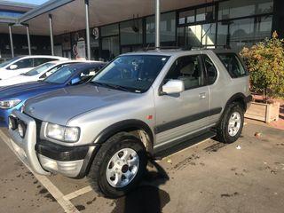 Opel Frontera RS gasolina