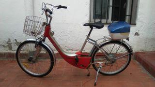 bicicleta Monty electrica