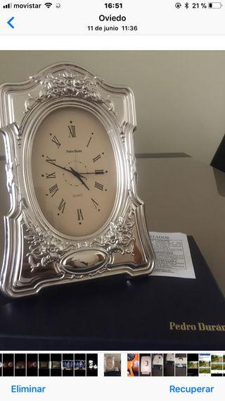 Reloj plata de ley PEDRO DURAN