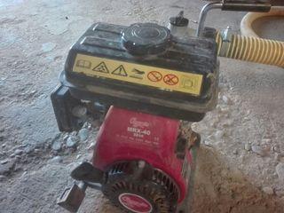 motor de riego de gasolina, bomba de agua