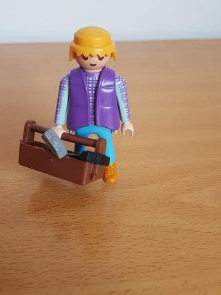 Playmobil Trabajador
