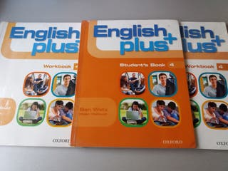 ENGLISH+ PLUS 4° ESO