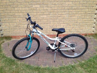Unisex Bike 8+ | In Perfect condition, Rarely used