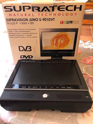 DVD TDT Portatil