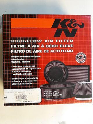 filtro aire competición KN