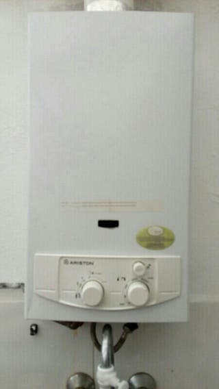 calentador gas ciudad
