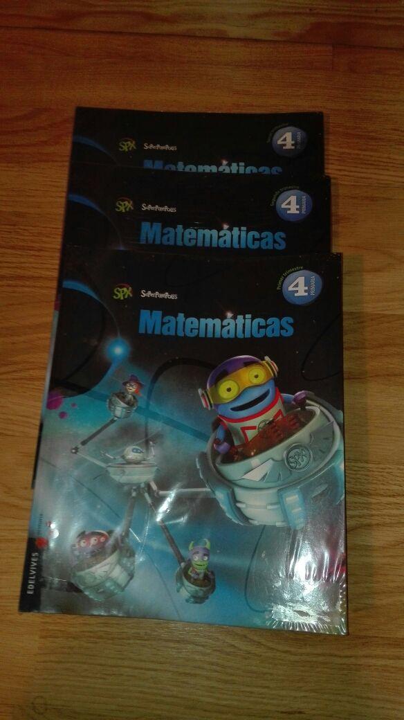 Libro texto cuarto primaria de segunda mano por 10 € en Madrid ...