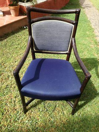 silla comedor jardin