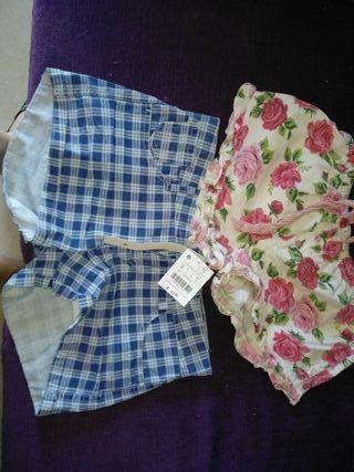 2 pantalones x 4€