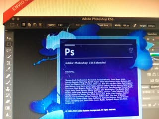 licencia para PHOTOSHOP CS6 32/64 bits