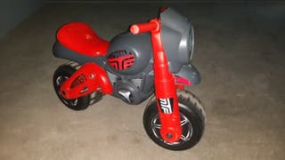 Moto + patinete niño