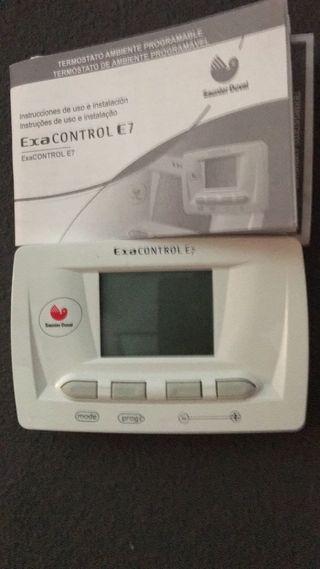 Termostato programable Saunier Duval