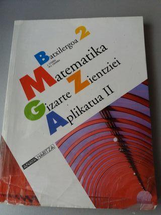 MATEMATIKA 2° BATXOLERGOA