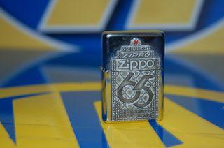 Zippo original 65 aniversario 1932-1997
