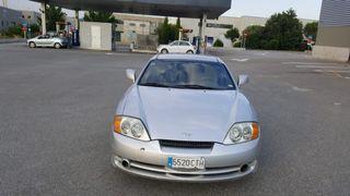 Hyundai Coupe 2004, revisión ITV recién hecha