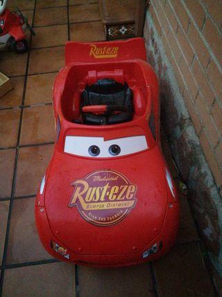 coche Cars batería
