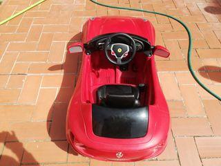 ferrari ff coche eléctrico
