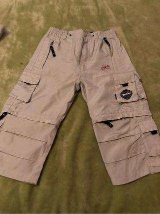 Pantalon niño talla8