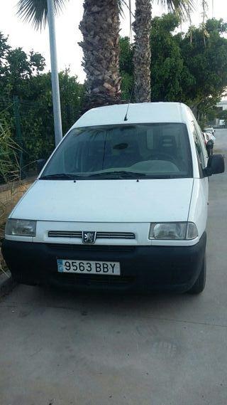 Peugeot Expert 2002