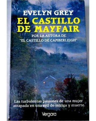 Libro novela romántica: El castillo de Mayfair