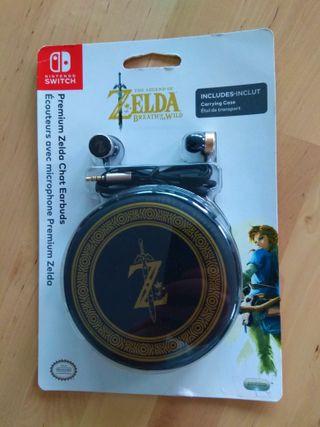 Auriculares in-ear Zelda - Licencia Oficial-