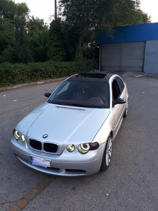 Bmw Serie 3 2003 320d Compact
