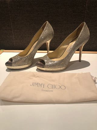 Zapatos Jimmy Choo de segunda mano en la provincia de Barcelona en ... e9f910bfad57