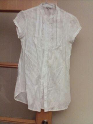 camisa casi nueva stradivarius talla xl