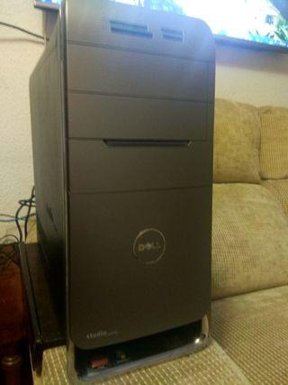 ordenador Dell studio, Phenom X6, 10 GB RAM, 1 TB