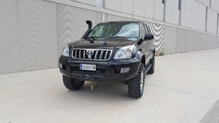 Toyota Land Cruiser kdj120 8p 2008