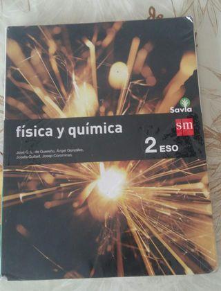 Libro Física y Química 2°Eso.