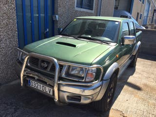 Nissan Navara Pick-up D22 2000 4x4