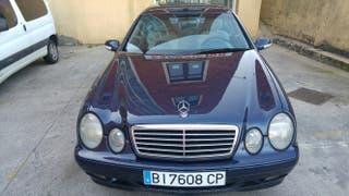 Mercedes-benz CLK 2009