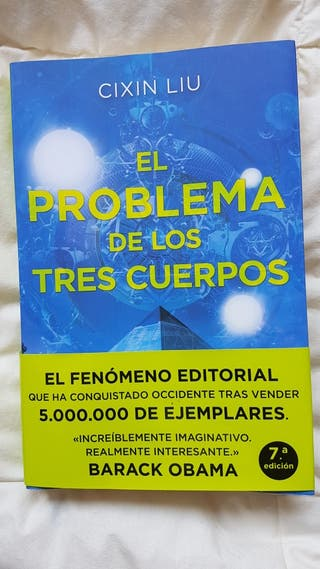 Libro El Problema de los Tres Cuerpos