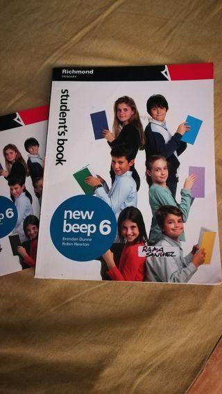 Vendo libro Stundent's book 6 primaria