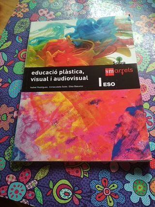 Educació plástica, visual i audiovisual. SM. 1 ESO