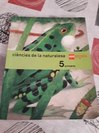 Libro ciencias naturales