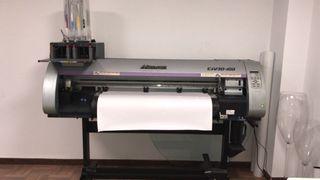 Impresora plóter